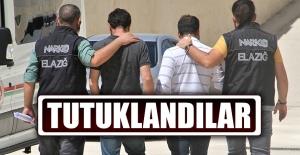 Elazığ'daki Operasyonda 2 Tutuklama