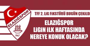 Elazığspor ligin ilk haftasında nereye konuk olacak?