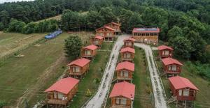 Fabrikadaki İşini Bırakıp Köyüne Turistik Tesis Kurdu