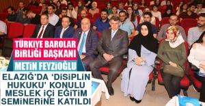Feyzioğlu: Türkiye'nin Çözülmesi Gereken Dağ Gibi Sorunları Var