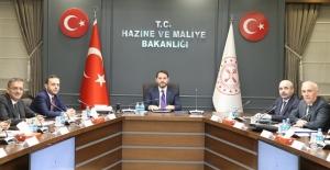 Finansal İstikrar ve Kalkınma Komitesi toplantısı gerçekleştirildi