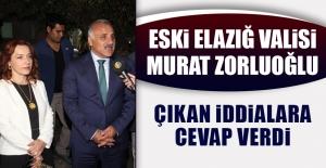 Murat Zorluoğlu İddialara Cevap Verdi
