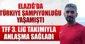 Ümit Tekoğlu TFF 3. Lig Takımıyla Anlaşma Sağladı