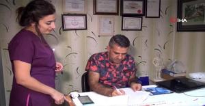 15 yıllık çocuk özlemi akupunktur ile son buldu