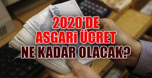 2020#039;de asgari ücret ne kadar...