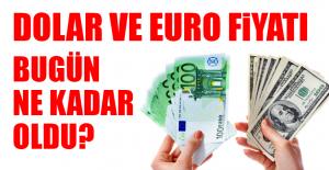 27 Ağustos Dolar ve Euro Fiyatı