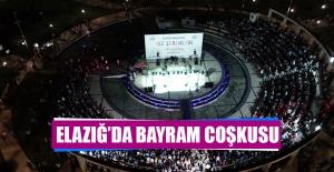 Elazığ'da Kurban Bayramında Bayram Coşkusu