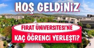 Fırat Üniversitesi#039;ne Kaç Öğrenci...