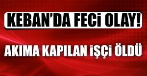 Keban'da Feci Olay!