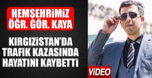 Kırgızistan'daki Kazada 4 Kişi Hayatını Kaybetti