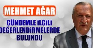Mehmet Ağar Gündemle İlgili Değerlendirmelerde Bulundu