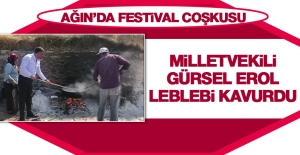 Milletvekili Erol, Leblebi Kavurdu