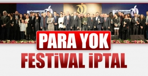 Para Yok! Festival İptal Edildi