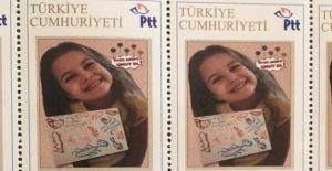PTT'den Öykü Arin'e pul sürprizi
