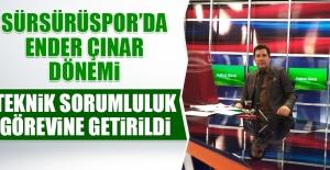 Sürsürüspor'da Ender Çınar Dönemi