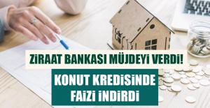 Ziraat Bankası Müjdeyi Verdi