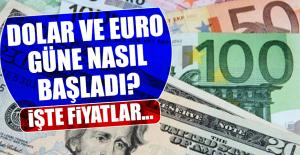 4 Eylül Dolar ve Euro Fiyatları