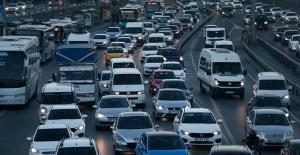 7 ayda 380 bin 834 aracın trafiğe kaydı yapıldı
