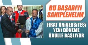 Fırat Üniversitesi Yeni Döneme Büyük Moralle Başlayacak