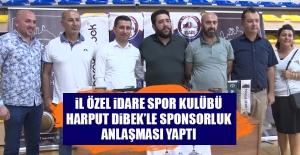 İÖİ Spor Kulübü, Harput Dibek'le Sponsorluk Anlaşması Yaptı