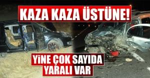 Keban Yolu'nda Trafik Kazası! Yaralılar Var