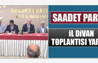 Toplantıya Genel Başkan Yardımcısı Mustafa Kaya da Katıldı