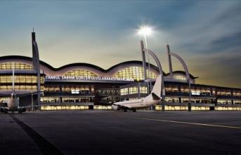 240 milyon yolcu Sabiha Gökçen Havalimanı'nı kullandı
