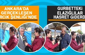 Ankara'daki Elazığlılar Hasret Giderdi