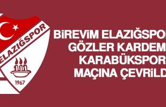 B.Elazığspor'da Gözler K.Karabükspor Maçına Çevrildi