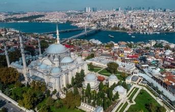 Bir devrin güç simgesi: Süleymaniye Külliyesi