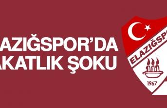 Birevim Elazığspor'da Sakatlık Şoku