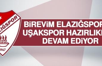 Birevim Elazığspor'da Uşakspor Hazırlıkları Devam Ediyor