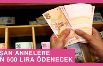Çalışan Annelere 0-60 Aylık Çocukları İçin 15 Bin 600 Lira Ödenecek
