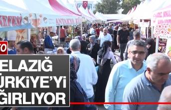 Elazığ; Türkiye'yi Ağırlıyor