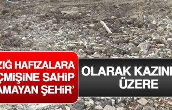 Elazığ'da Bir Tarihi Konak Daha Yıkıldı
