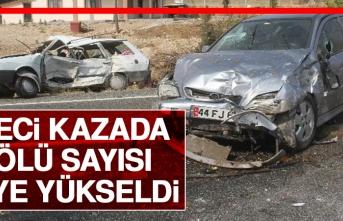 Feci Kazada Ölü Sayısı 2'ye Yükseldi