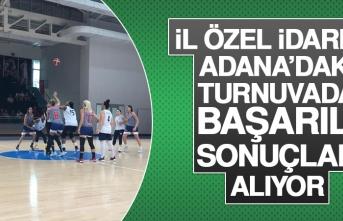 İÖİ, Adana'daki Turnuvada Başarılı Sonuçlar Alıyor