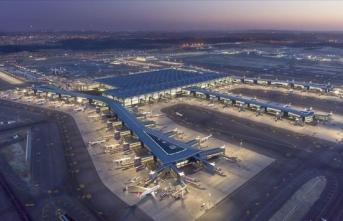 İstanbul Havalimanı'nda hizmet verilen yolcu sayısı kaç oldu?