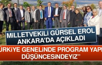 Milletvekili Gürsel Erol, Orcik Şenliği'ne Katıldı