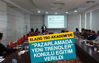 """""""PAZARLAMADA YENİ TRENDLER"""""""