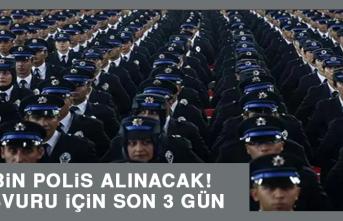 Polis Amirleri Eğitim Merkezi'ne 7 Bin Polis Alınacak!