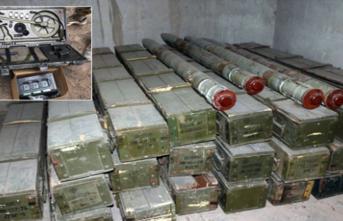 Rasulayn'da Teröristlere Ait Çok Sayıda Mühimmat Bulundu