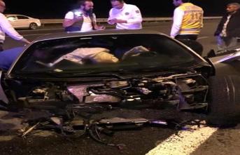 Trafik kazası geçiren Acun Ilıcalı'dan dikkat çeken yorum: Adamlar iyi araba yapıyormuş