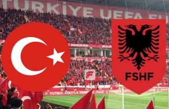 Türkiye-Arnavutluk Karşılaşması Sona Erdi