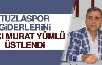 Tuzlaspor Giderlerini Hacı Murat Yümlü Üstlendi
