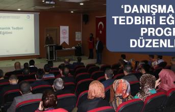 'Danışmanlık Tedbiri Eğitim' Programı Düzenlendi