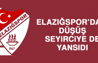 Elazığspor'daki Düşüş; Seyirciye de Yansıdı