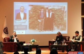 Erzurum Valisi Okay Memiş üniversitelilerle söyleşiye katıldı