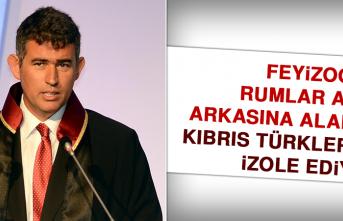 Feyzioğlu: Rumlar AB'yi Arkasına Alarak Kıbrıs Türkleri'ni İzole Ediyor