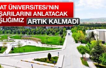 Fırat Üniversitesi Başarılara Doymuyor